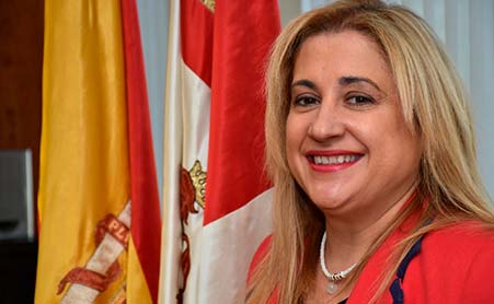 Dña. Yolanda de Gregorio Pachón